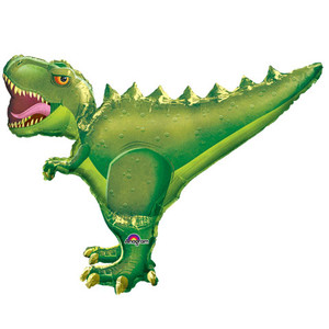 36-Inch T-Rex Shaped Balloon