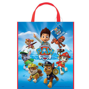 Paw Patrol Girl Tote Bag 13x11