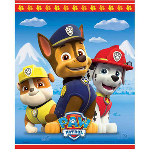 Paw Patrol Girl Lootbag 8 Count