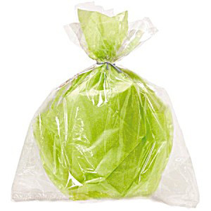 16X20'' Large Cello Bags Clear 6 Count