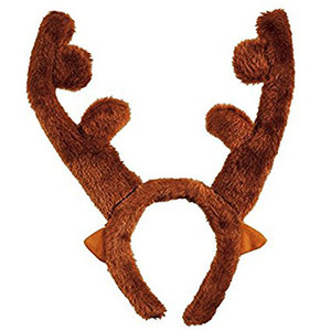Reindeer Antler Head Band