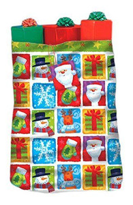 Holiday Friends Giant Gift Sack