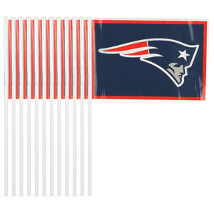 New England Patriots Plastic Flag