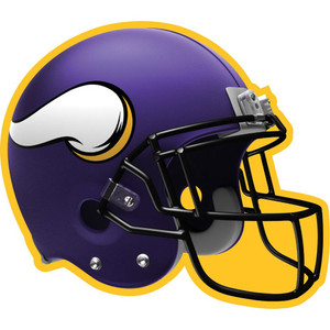 "12"" Minnesota Vikings Cutout"