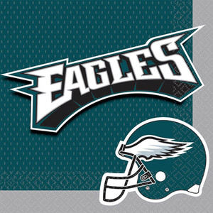 Philadelphia Eagles Lunch Napkins