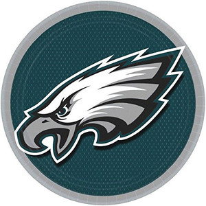 Philadelphia Eagles Dinner Plates