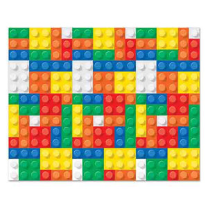 Building Blocks Backdrop