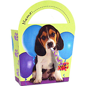 6  Party Pups Treat Boxes 6ct