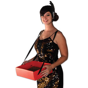 Cigarette Girl Party Tray
