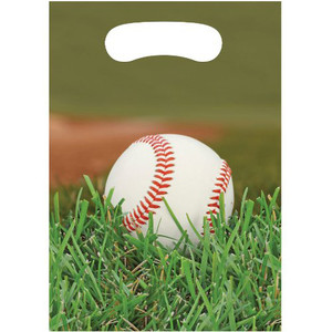 Baseball Fan Loot Bags 8 Ct
