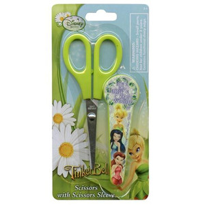 Disney Fairies Scissors with Sleeve