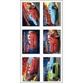 Cars Stickers 2 Sheets