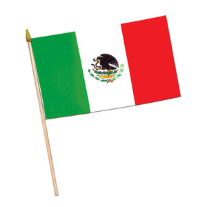 Mexican Flag - Fabric