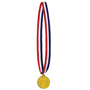 USA Medal with Ribbon