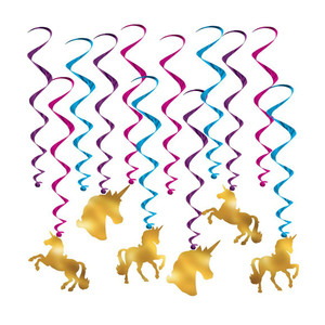 Unicorn Whirls