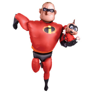 "67"" Mr. Incredible Balloon"