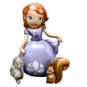 "48"" Sofia the First Jumbo Balloon"
