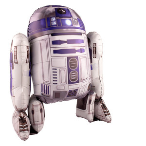 "38"" Star Wars R2D2 Packaged Balloon"