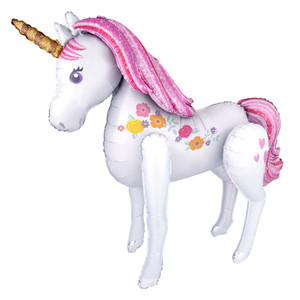 "46"" Magical Unicorn Packaged Balloon"