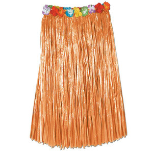 Adult Artificial Natural Grass Hula Skirt