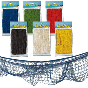 Fish Netting - Assorted Colors