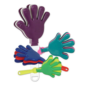Hand Clappers - Assorted Colors