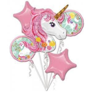 Magical Unicorn Balloons Bouquet
