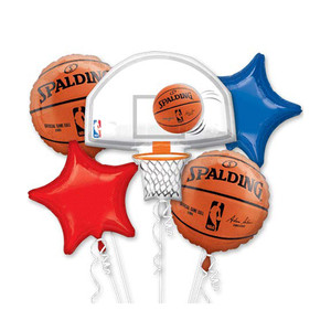 NBA Balloons Bouquet