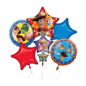 Toy Story 4 Balloons Bouquet