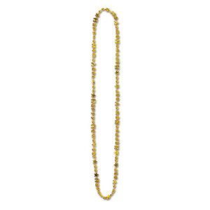 Gold Bulk Happy New Year Beads-of-Expression