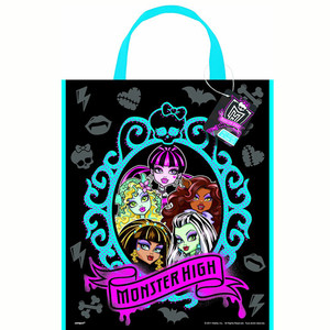 "13 x 11"" Monster High Tote Bag"