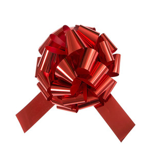 """18"""" Red Giant Car Bow"""