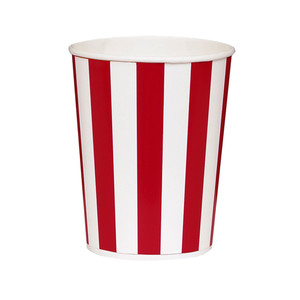 4 CT Small Popcorn Buckets