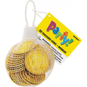 30 Treasure Coins - Net Bag