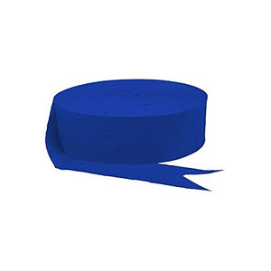 500' Crepe Jumbo - Bright Royal Blue