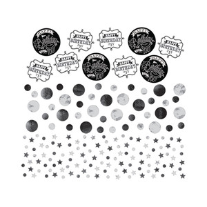 Chalkboard Birthday Confetti Value Pack
