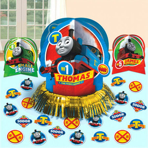 Table Decoration Kit Thomas All Aboard