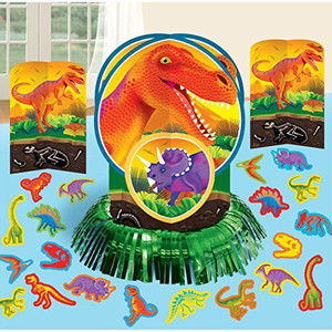 Prehistoric Table Decoration Kit