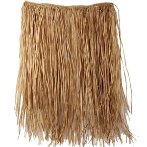 Adult Xl Natural Grass Skirt