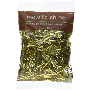 Shred Metallic - Gold