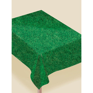 Tee Time Printed All Over Grass Tablecover