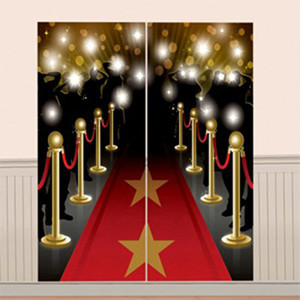 Hollywood Scene Setters Decoration Kit