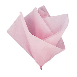 10 Ct Pastel Pink Tissue Sheets