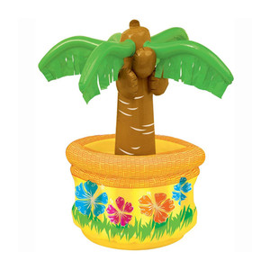 "26"" Inflatable Palm Tree Cooler"