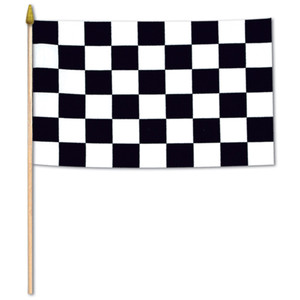 Checkered Flag - Fabric