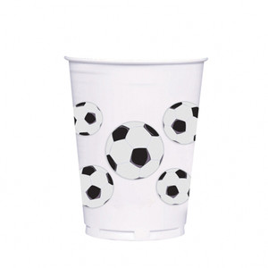 Soccer Fan Party Plastic Cup 16 Oz