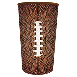 Football Plastic Cup