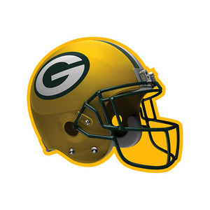 "12"" Green Bay Packers Cutouts"