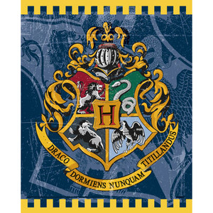 8 CT Harry Potter Loot Bags