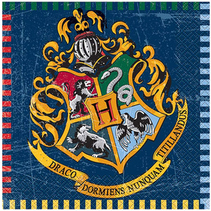 16 CT Harry Potter Luncheon Napkins
